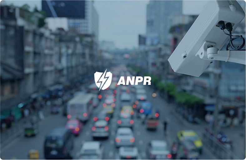 ANPR - Automatic Number Plate Recognition